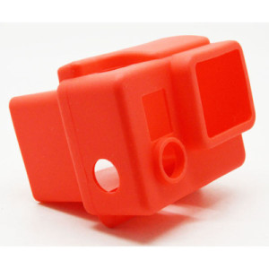 Silicone Case for Gopro Hero 3 – RED