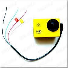 Kabel AV 5.8G Transmitter FPV Real-time AV for SJ4000