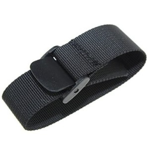 Nylon Belt for Gopro Hero3+/3 Wifi Remote, Black