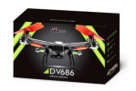 WLtoys DV686 5.8G FPV Headless Mode 4CH 6 Axis Drone  Quadcopter with 0.3MP HD Camera