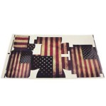 American Flag case Sticker for GoPro Hero 3 housing