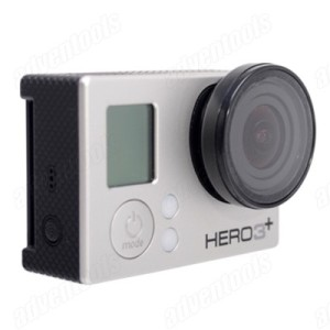 Lens Protective cover for GoPro 3+