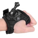 Glove Mount Wrist Mount rotatable holder for GoPro/SJCAM/Xiaomi YI Camera