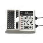 Walkera DEVO RX1002 Devention 10CH 2.4GHz White RC Receiver for Walkera Transmitter