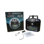 FlySky FS-i6 FSi6 2.4G Remote Control Radio 6 Channels Transmitter & Receiver w/ LED Screen