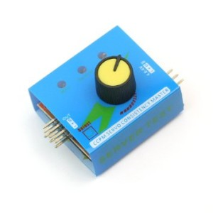 Multi CCPM Servo Consistency Master Servo Tester For the Multicopter