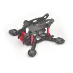 Eachine Firer 80 Micro Brushless FPV Multirotor Racing Frame 3K Carbon Fiber