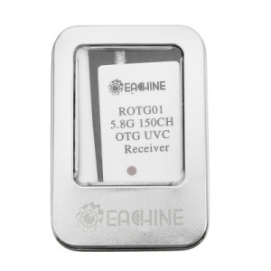 Eachine ROTG01 OTG UVC Video Receiver FPV 150Ch 5.8Ghz