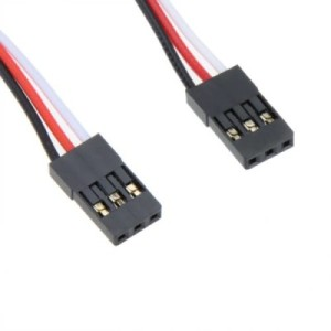 Kabel Servo / Extension Cable 10cm Male to Male