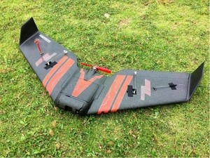 Reptile S800 Sky Shadow 820mm Kit FPV Flying Wing Racer Airplane