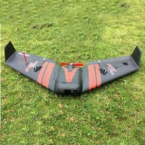 Reptile S800 Sky Shadow 820mm PNP with FPV System Flying Wing Racer