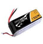 Tattu R-LINE 1300mah 45C 3S1P Lipo Battery Baterai with XT60