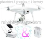 PROMO DJI PHANTOM 4 PRO PLUS EXTRA BATTERY