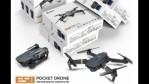 Eachine E58 WIFI FPV 2 mp Camera / model visuo xs809hw
