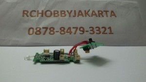 Eachine E58 Receiver Board With Altitude Hold Mode