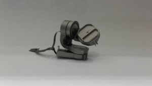Dji Mavic Pro Gimbal Camera Arm Tanpa Camera