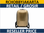 DJI Mavic 2 Pro Bag Hardshell Backpack / Tas DJI Mavic 2 Pro Gold