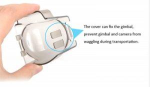 DJI Mavic Pro Pelindung Gimbal Cover Camera Protector Lens Sunnylife
