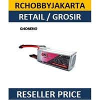 Gaoneng GNB Lipo Battery 6S 1300mah 130c/260c batre baterai 6S