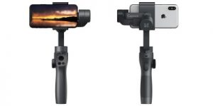 FUNSNAP CAPTURE 2 3AXIS Handheld Gimbal Stabilizer For smartphone