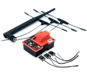 FrSky Long Range R9M and 3 R9MM Combo with T Antennas
