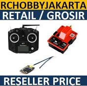 FrSky Taranis QX7 with R9M and R9MM Combo – Black