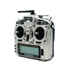 FrSky Taranis X9D Plus 2019 with latest ACCESS