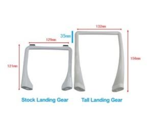 Tall Landing Gear for DJI Phantom – White