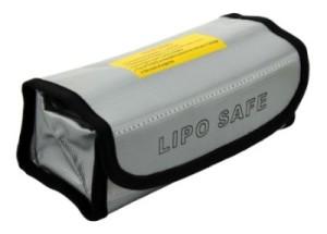 RC LiPo Li-Po Battery Fireproof Safety Guard Safe Bag Charging Sack 185*75*60mm