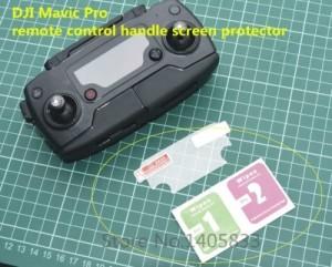 DJI MAVIC PROTECTIVE FILM SCREEN REMOTE CONTROLLER 2 Pcs