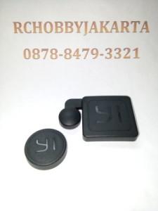 Plastic Lens Cap Cover for Waterproof Case KingMa Housing & Xiaomi Yi