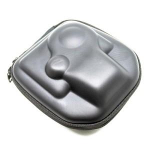 Hard Case Carrying Case for Xiaomi Yi & GoPro – Black