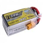 Battery Baterai Batre HV RLine Tattu V2 100C 1550mAh 4S1P