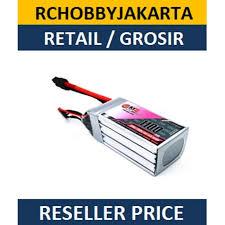 Gaoneng GNB Lipo Battery 6S 22.2V 1100MAH 130C/260C Bateri XT60 plug