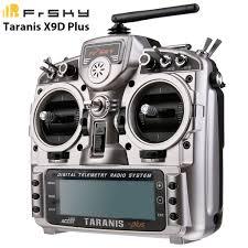 FrSky Taranis X9D Plus 2019 with latest ACCESS